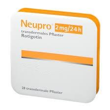 Neupro-Pflaster bei RLS